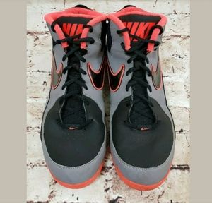 Nike Gray Overplay Mens Basketball Shoes Size 11